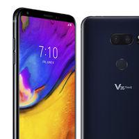 LG V35 ThinQ: aterriza un gemelo del LG G7, pero con OLED y sin notch