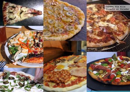 ¡Qué asco: pizzaargh!