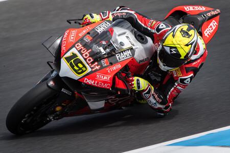 Bautista Ducati Panigale V4 R Sbk 2019