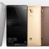 Huawei le apuesta a las 6 pulgadas con el nuevo Mate 8