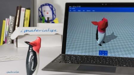 Microsoft actualiza la aplicación 3D Builder con soporte para móviles y Xbox por medio de Kinect