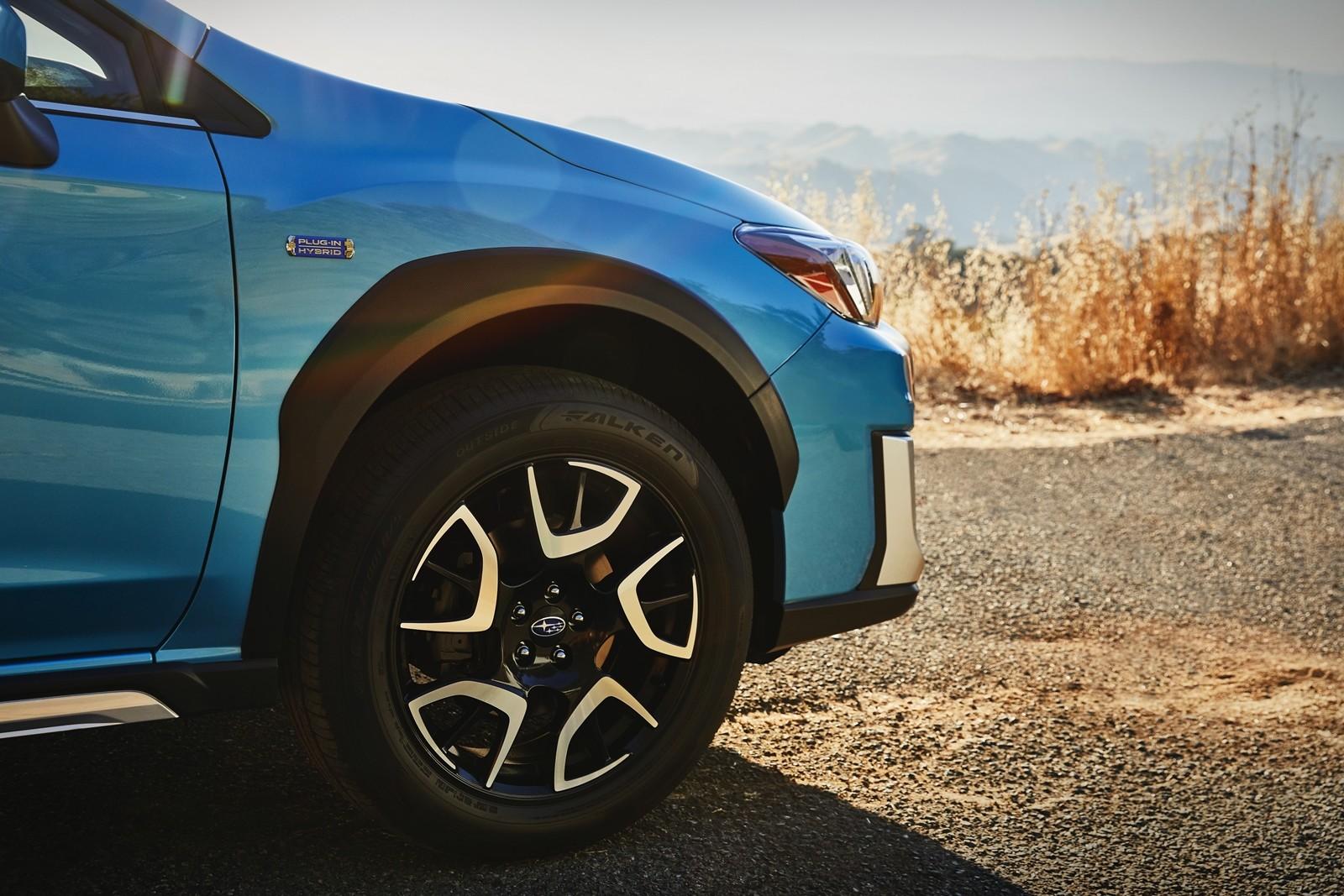 Foto de Subaru Crosstrek Hybrid 2019 (3/16)