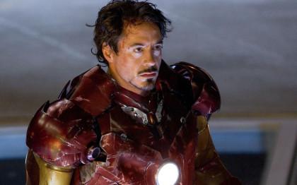 'Iron Man', un entretenido superhéroe