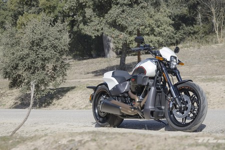 Harley Davidson Fxdr 114 2019 Prueba 013