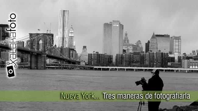 Fotografo en Nueva York