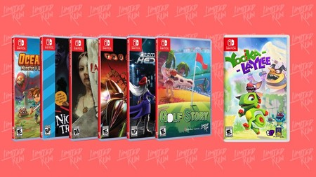 Aquí tienes todos los grandes anuncios y fechas de la conferencia de Limited Run Games [E3 2018]