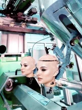 20 famosos convertidos en cyborgs