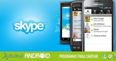 Especial programas para chatear: Skype