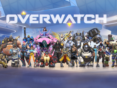 Hola, soy Overwatch y he nacido para triunfar: mejor juego del año 2016