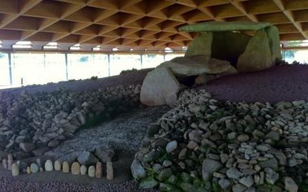 Dolmen de Dombate, una huella del Neolítico en Galicia