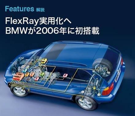 Flexray, el lenguaje de los coches