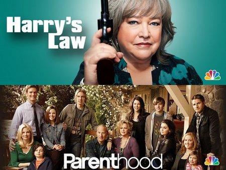 NBC renueva 'Parenthood' y 'Harry's Law', rechaza 'Wonder Woman' y da luz verde a tres nuevos dramas