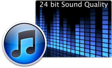 Apple pretende elevar a 24 bits la calidad de las canciones en la iTunes Store