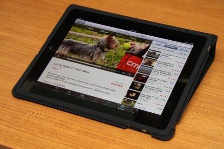 Princeton delimita el problema WiFi del iPad