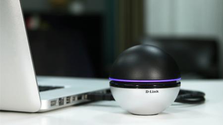 Este adaptador esférico de D-Link puede dotar de conectividad WiFi ac a cualquier ordenador