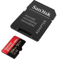 Hoy en Amazon, los 256 GB de la MicroSDXC SanDisk Extreme Pro, nos sale por 32 euros menos, a 87,99 euros