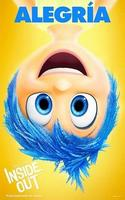 'Inside Out' de Pixar, nuevos carteles