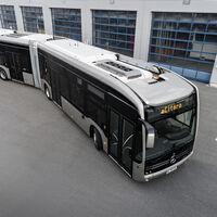 Mercedes-Benz asegura que su autobús eléctrico eCitaro G ya se puede equipar con baterías de estado sólido