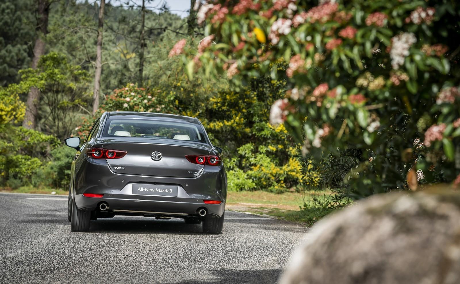 Foto de Mazda3 2019 Sedán (16/40)