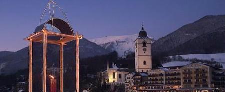 Adviento En La Región De Salzburgo
