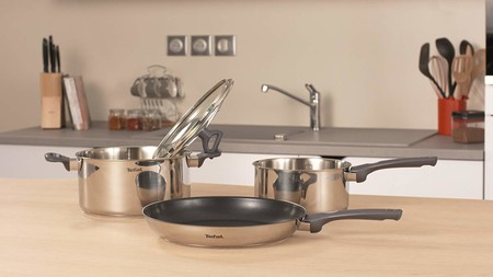 Ofertas para nuestra cocina en Amazon para ahorrar en sartenes, ollas y pequeños electrodomésticos
