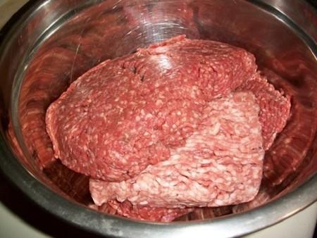 Carne para hamburguesas cultivada en laboratorio