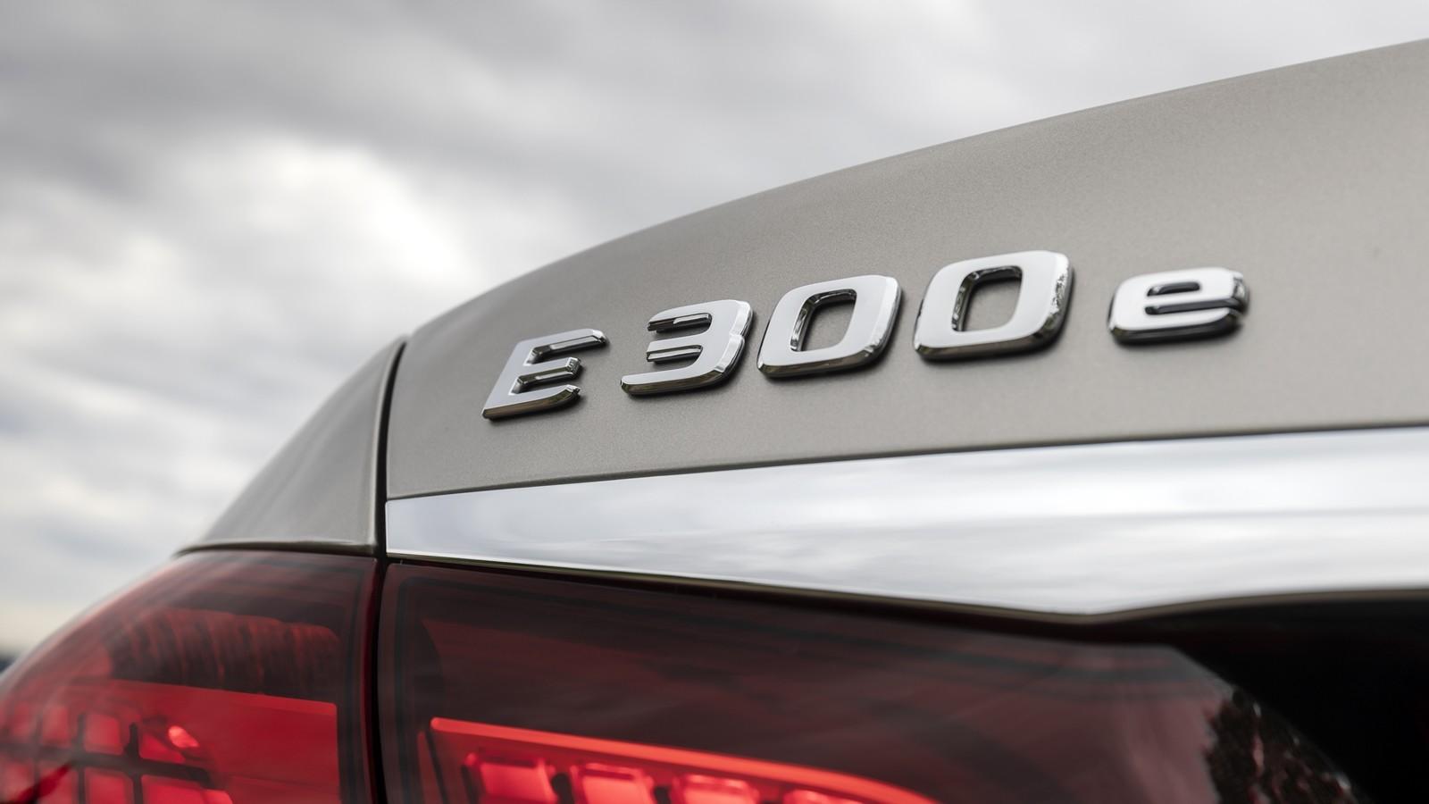 Foto de Mercedes-Benz Clase E 2020, prueba contacto (74/135)