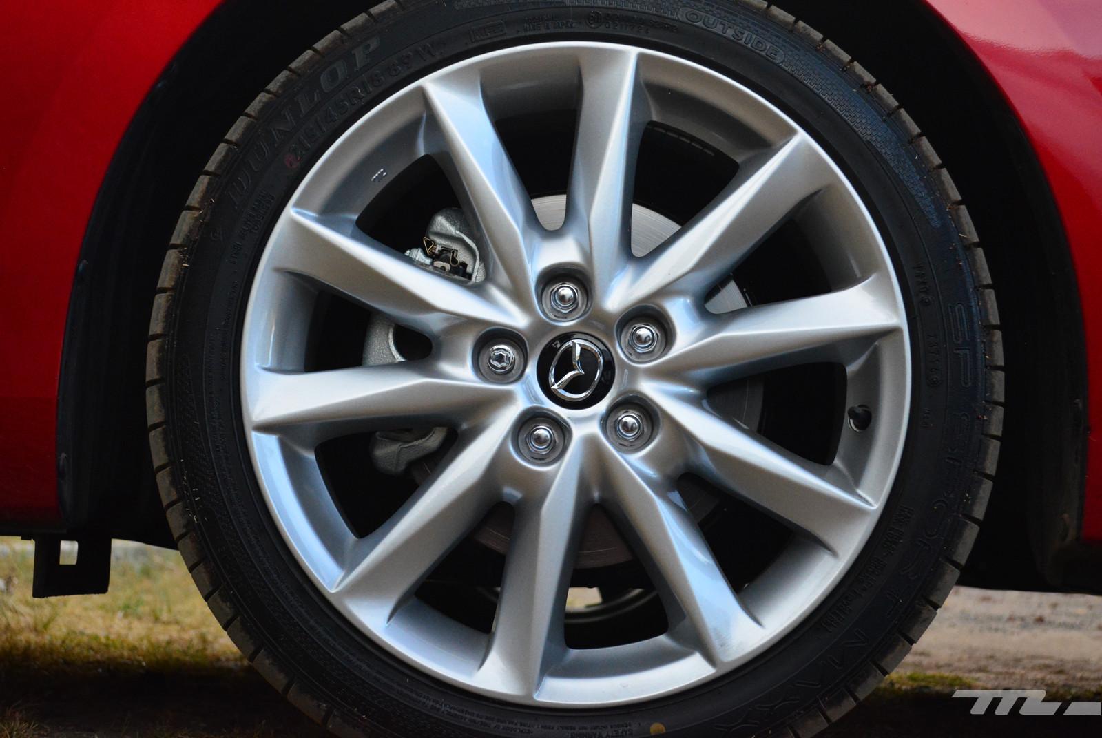 Foto de Comparativa: Mazda3 vs. Nissan Sentra vs. Toyota Corolla vs. Volkswagen Jetta (19/60)