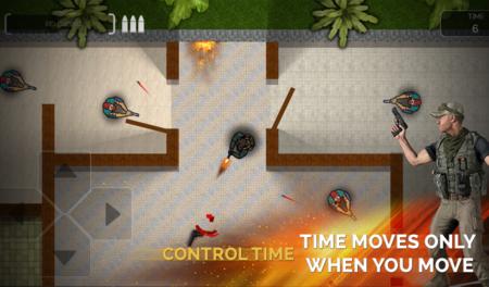 SuperShot nos desafía a parar el tiempo en un juego de acción divertido e inteligente