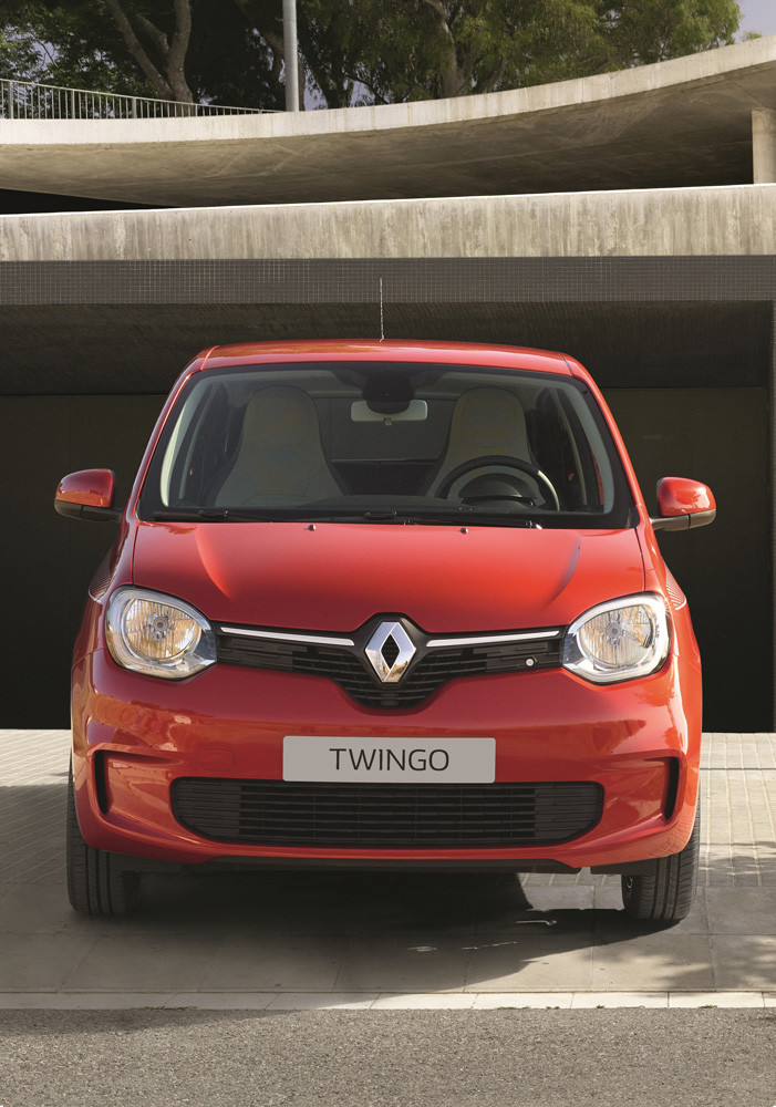 Foto de Renault Twingo 2019 (31/43)