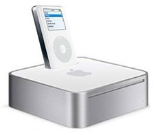 Rumor: un Mac Mini con base para el iPod