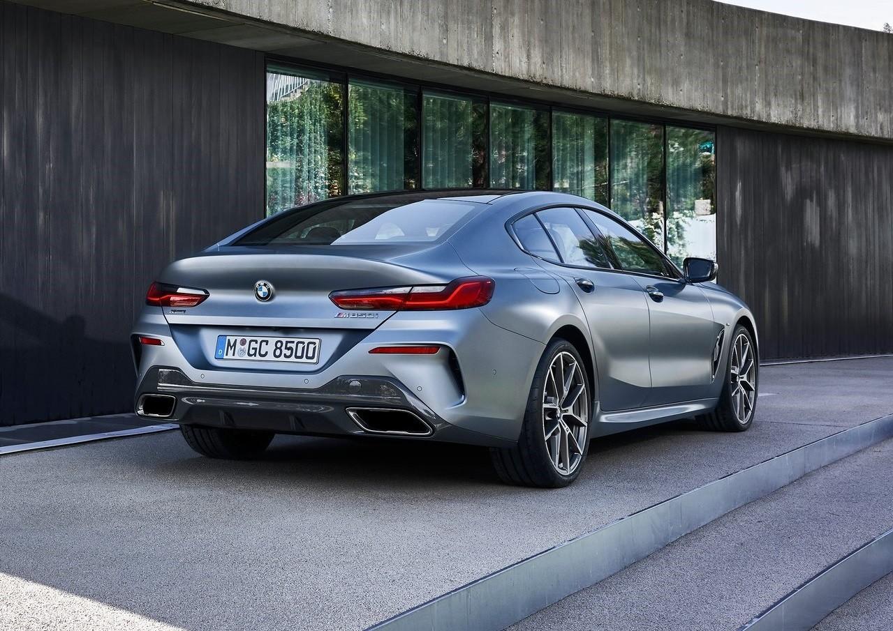 Foto de BMW Serie 8 gran coupé 2020 (3/17)