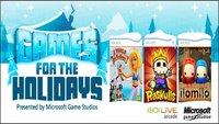 Games for the Holidays. Microsoft nos aclara con un simpático vídeo qué cosas desbloquearemos