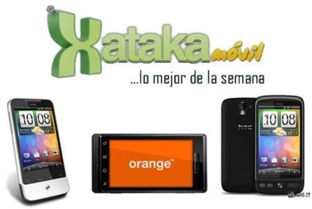 Lo mejor de la semana: HTC Legend y Motorola Milestone llegan a España
