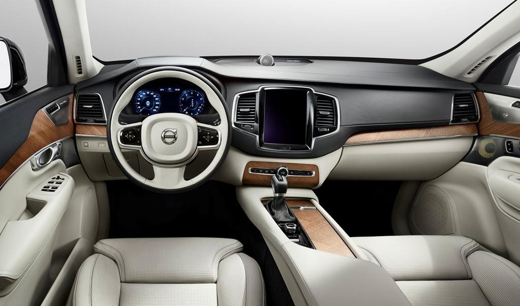 Foto de Volvo XC90, interior (21/39)