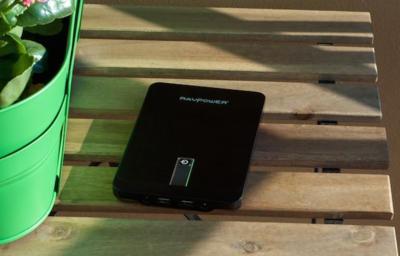 Ravpower Xtreme Series, la batería externa capaz de cargar todos tus dispositivos