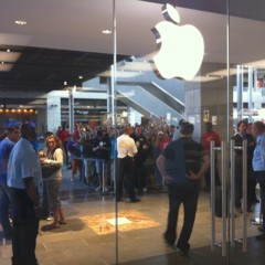 Foto 25 de 93 de la galería inauguracion-apple-store-la-maquinista en Applesfera