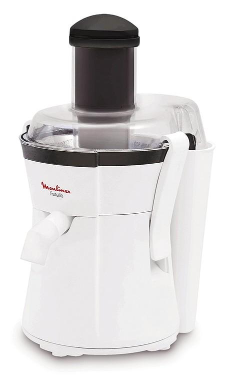 Oferta Flash de Amazon: licuadora de 400 W Moulinex Frutelia JU350B39 rebajada a 31,20 euros con envío gratis