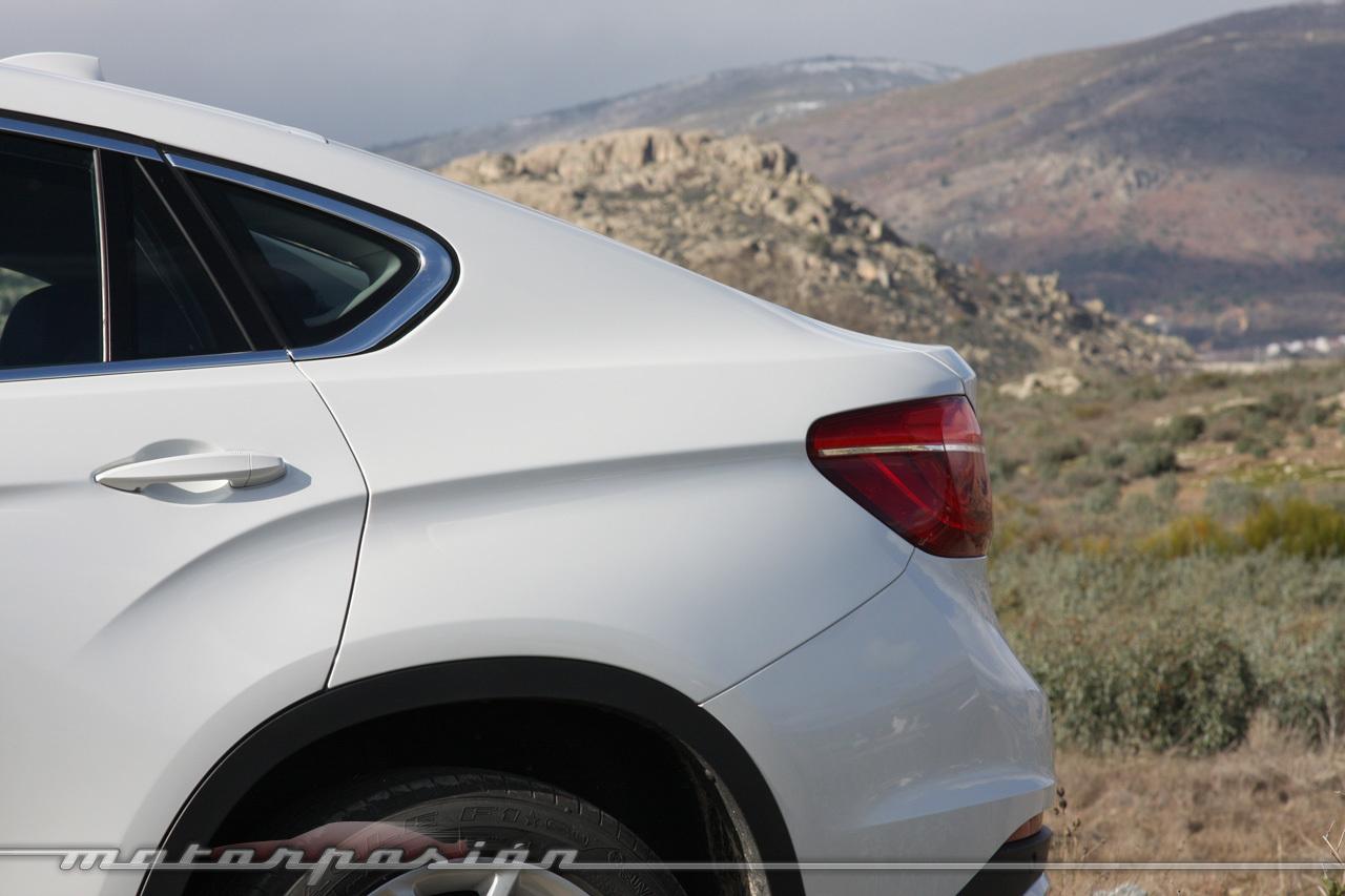 Foto de BMW X6 2014 (toma de contacto) (4/14)