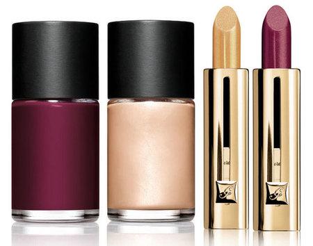 Maquillaje Navidad 2012 esmaltes barras shine Guerlain