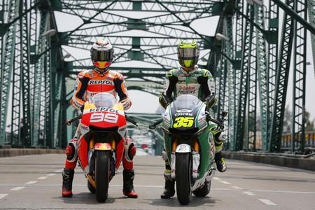 Lorenzo Crutchlow Tailandia Motogp 2019