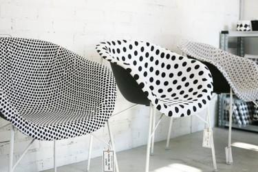 Reinventando las sillas Eames