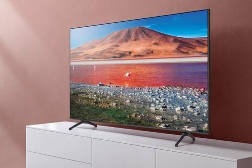 """Esta Smart TV 4K Samsung de 55"""" de la línea 2020 está rebajada a menos de 400 euros en eBay con envío desde España"""