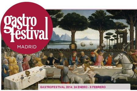 Gastrofestival acerca la cocina de Madrid a todos los públicos