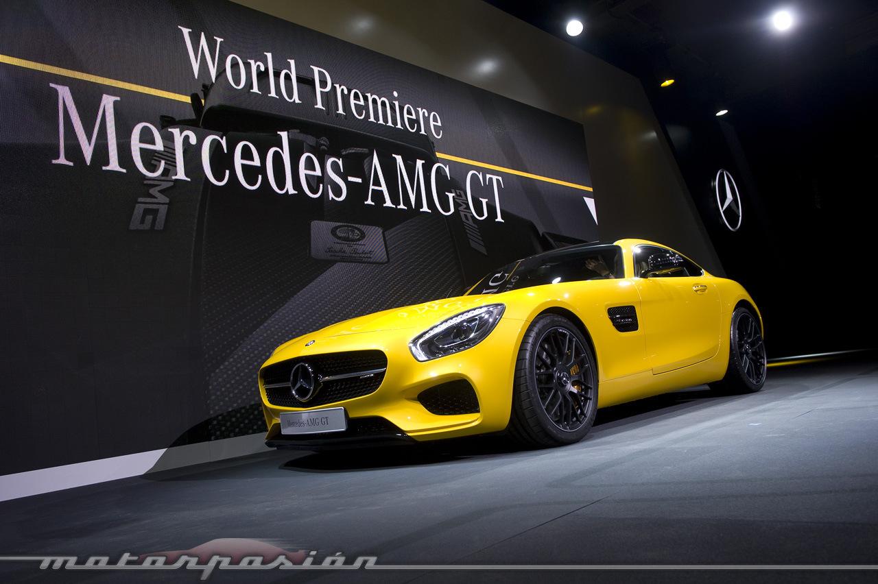 Foto de Mercedes-AMG GT (presentación) (1/41)