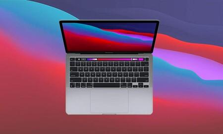 Ahórrate 270 euros en el MacBook Pro M1 con esta oferta de Amazon que te lo deja en 1.179 euros