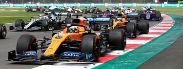 La Fórmula 1.5, la categoría ficticia creada por los aficionados que está a punto de ganar Carlos Sainz