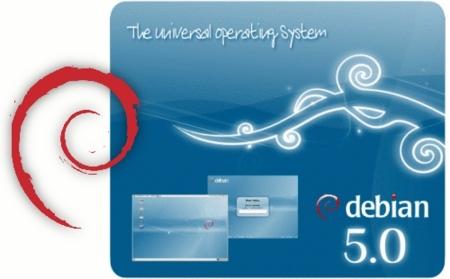"Liberada Debian GNU/Linux 5.0 ""Lenny"""