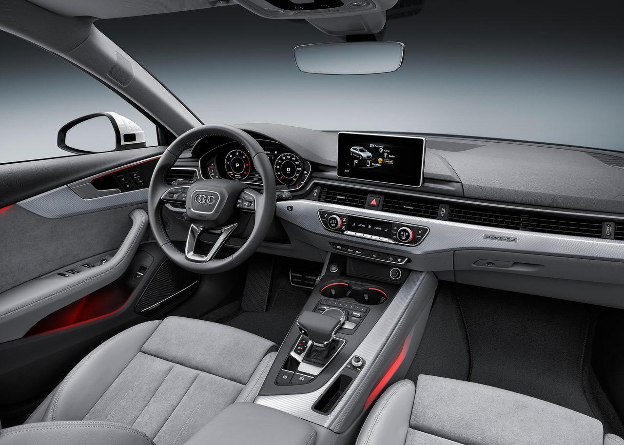 Foto de Audi A4 allroad quattro (12/14)
