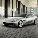 Ferrari lanza un GTC4 Lusso de acceso con motor V8